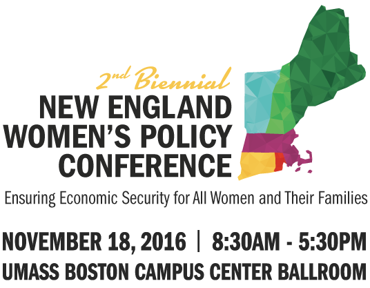 Second Biennial New England Women's Policy Conference (2016)